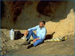 Lothar Bergmann en La cueva del moro