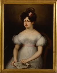 Retrato de Dolores Armijo