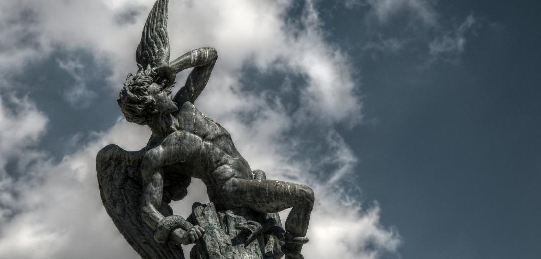 El ángel caído de Bellver